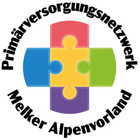 Logo Primärversorgungsnetzwerk Melker Alpenvorland